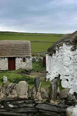 Cregneash Isle of Man