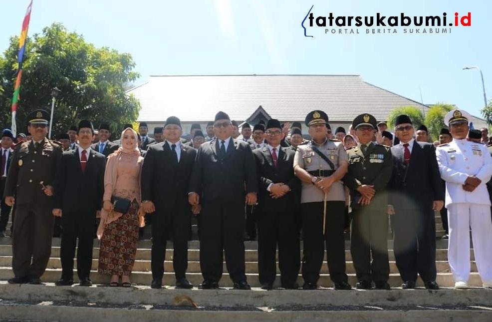 Inilah 50 Nama Anggota DPRD Kabupaten Sukabumi Periode 2019 - 2024