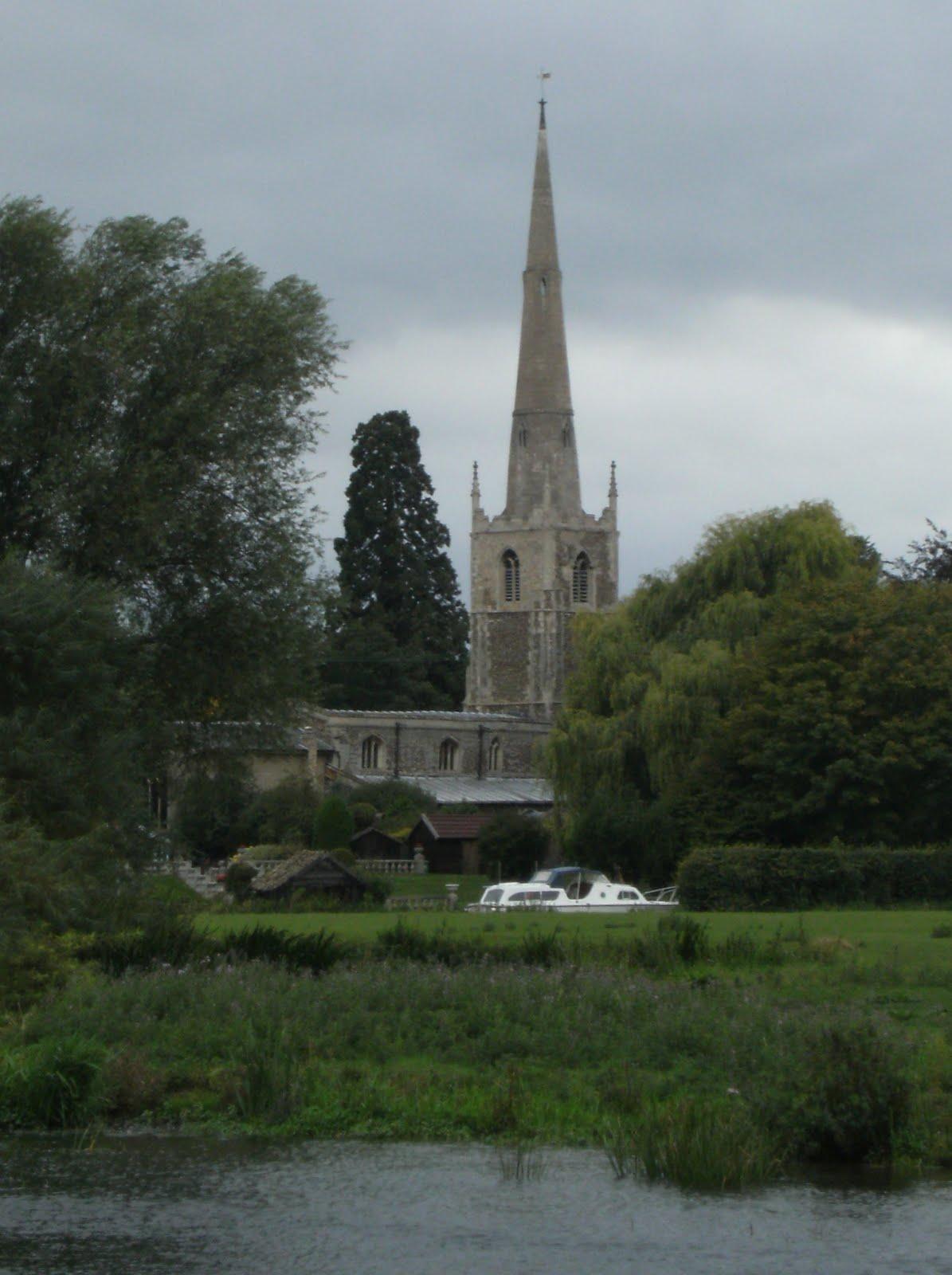 DSCF9452 Hemingford Abbotts church
