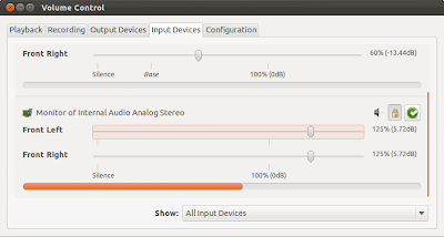 PulseAudio Volume Control 002