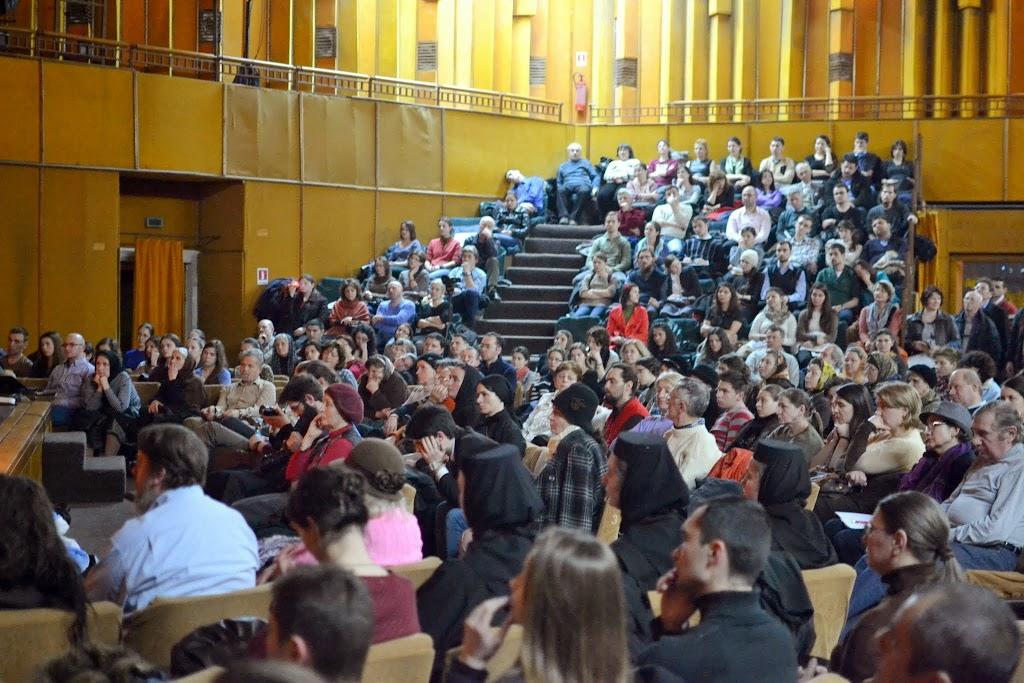 064 Avva Justin Parvu si Sfintii inchisorilor (Teatrul Luceafarul, Iasi, 2014.03.19)