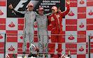 2009 Italian podium: 1. Barrichello 2. Button 3. Raikkonen