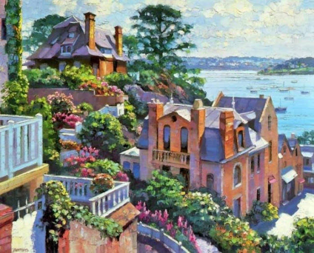 لوحات  Hubert Kaplan