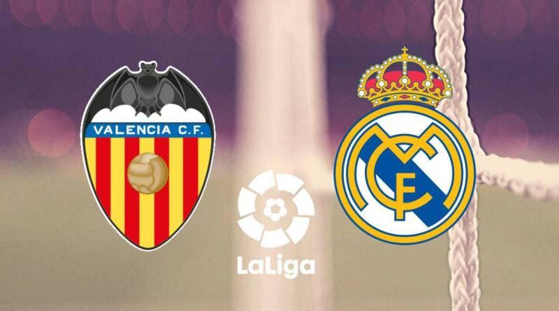 ريال مدريد وفالنسيا