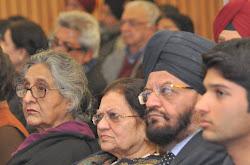 Mrs Rajan Ram Singh, Mrs Deepan Bawa, Manjit Singh