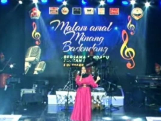 """""""Serdadu Piaman Laweh"""" Gelar Konser Virtual Malam Amal Minang Badendang"""