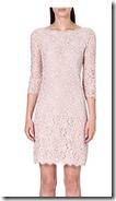 Diane von Furstenberg Zarita Floral lace Dress