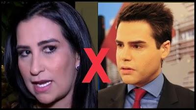 POLÊMICA: Luiz Bacci e acusado de tomar o lugar de Fabíola Gadelha e revela toda a verdade.
