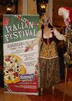 Italian Festival on stilts