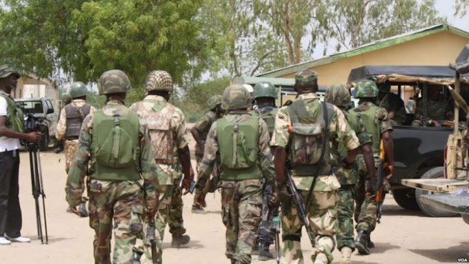 NICE ONE: Nigerian Army Reacts To Foiled Attack On Imo Police Area Command