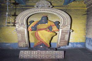Thirunanipalli (Ponsei) Temple – Goddess Parvatharaja Putri