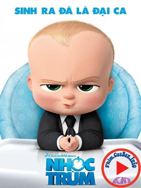 Boss Baby - Nhóc trùm