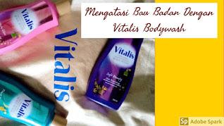 vitalis body wash review