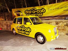 Dial-a-cab Service
