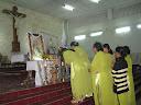 Giáo xứ Dục Mỹ: Hội Các Bà Mẹ Công Giáo mừng lễ bổn mạng Thánh nữ Mônica