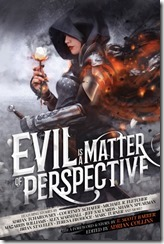 Evil is a Matter of Perspective - anthology - book - cover