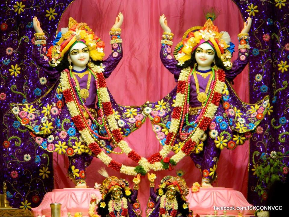 ISKCON Pune NVCC Deity Darshan 19 Dec 2015 (7)