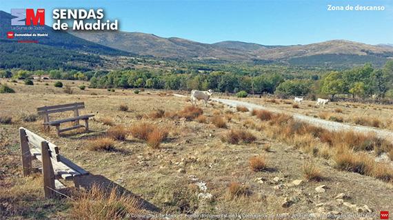 Caminando entre Garganta y El Cuadrón