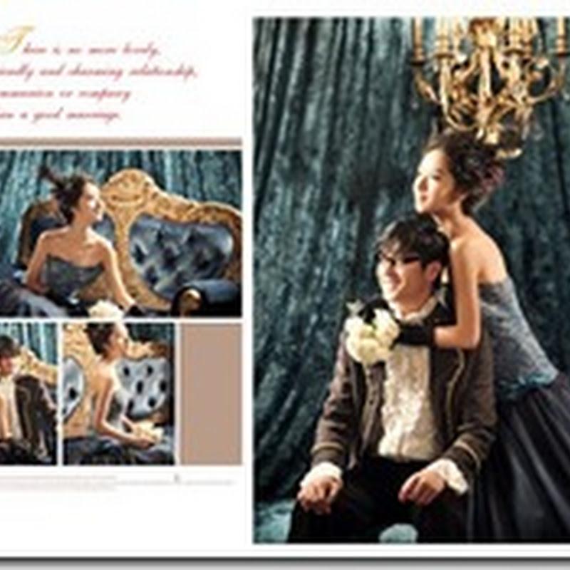 Wedding Photobook Design Psd Templates