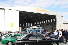 PaqPaq at the Lufthansa Technik, Malta area