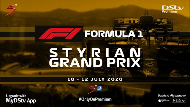 Formula 1, WWE, Others Live On DStv and GOtv This Weekend ~Omonaijablog