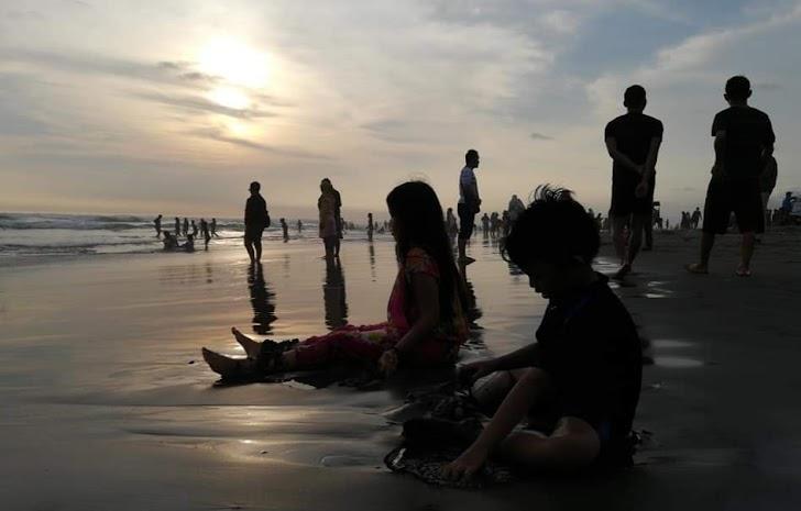 11.700 Wisatawan Kunjungi Parangtritis Saat Uji Coba