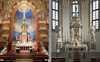 A Brief Consideration of Two Blessed Sacrament Chapels in Padua