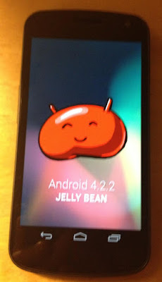 Android4.2.2 Jelly Bean