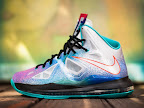"Nike LeBron X P.S. Elite - ""Re-Entry"""