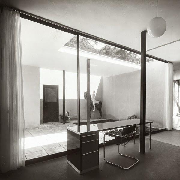 Amato ArchiviTriennale ##TBT 1933 - V Triennale di Milano. Villa studio p CF53
