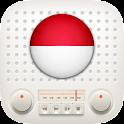 Radios Indonesia AM FM Free icon