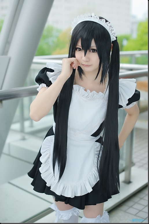 Azusa Nakano (K-ON!) Maika_785284-0018