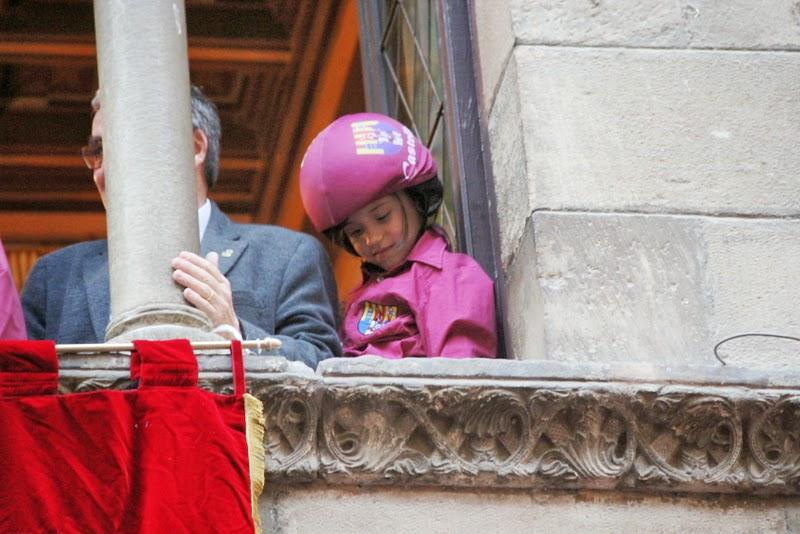19è Aniversari Castellers de Lleida. Paeria . 5-04-14 - IMG_9623.JPG