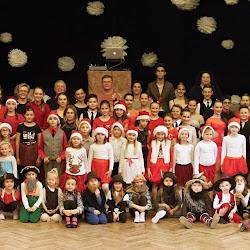 Vánoční taneční show 2017