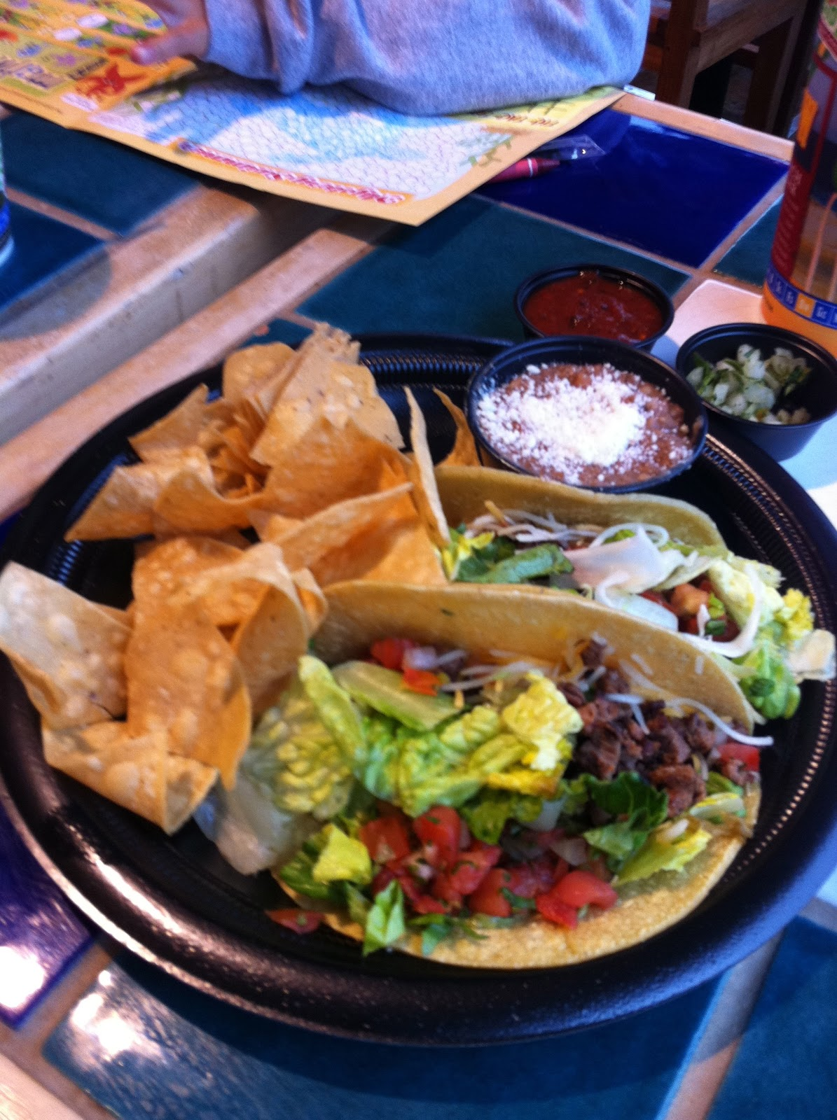 Taste of hawaii rubio 39 s fresh mexican grill for Rubios fish tacos