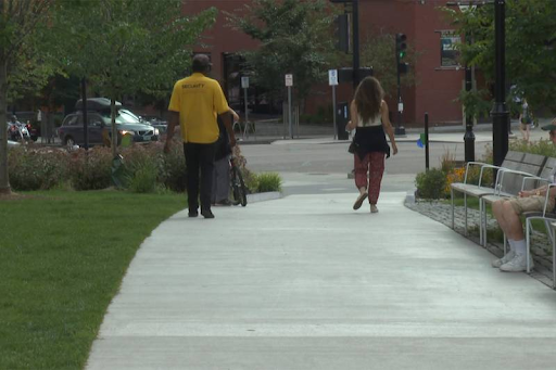 Burlington hires private security to patrol City Hall Park