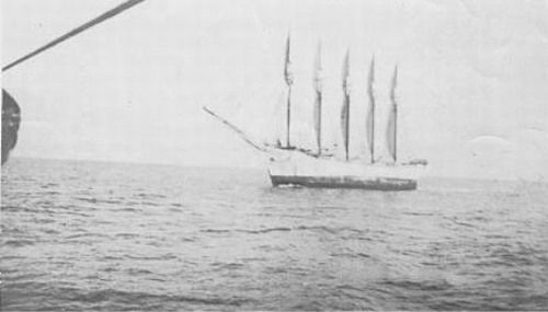 Trường hợp của tàu Carroll A.Deering cũng bí ẩn không kém Mary Celeste.