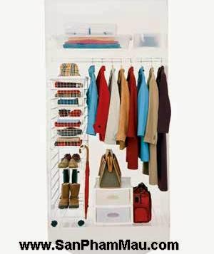 17 mẹo nhỏ cho tủ quần áo ngăn nắp-24