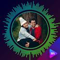 MBit Music Beats Effect Video Status Maker icon