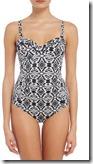 Fantasie Beqa Underwired Control Swimsuit