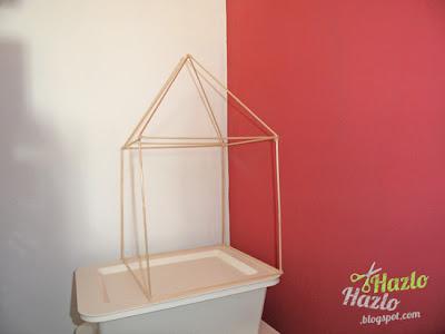 Cómo hacer una casa.