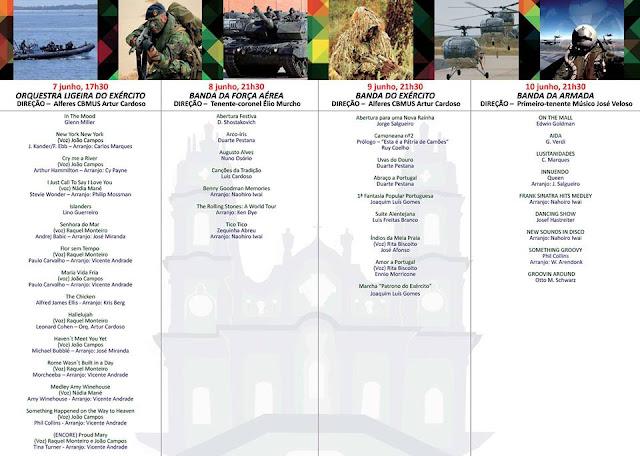 Atividades Militares Complementares - Dia de Portugal - Lamego