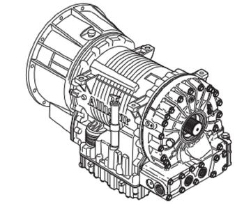 Cara Mengoperasikan Transmisi Matic Allison T325R Bus Hino RN285 Automatic