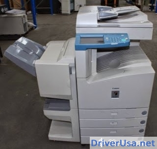 download Canon iR3320i printer's driver