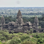 Angkor - Tempel Phnom Bakheng