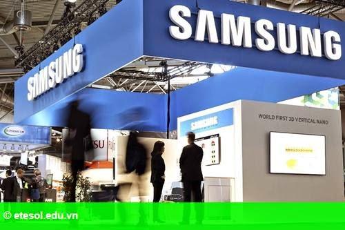 Hình 1: Samsung sẽ chuyển hơn 20.000 máy móc sang Việt Nam