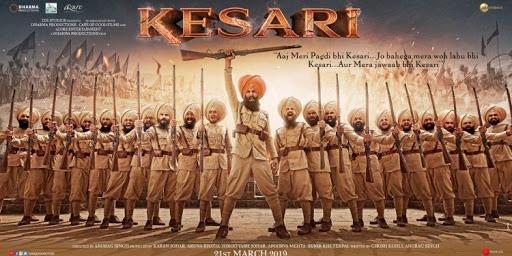 Kesari 2019 Full Movie Download Hd 480p, 720p , 1080p, 300mb