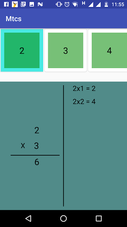 Math Tables with Audio, Hindi Pahare with Audio  – (Android