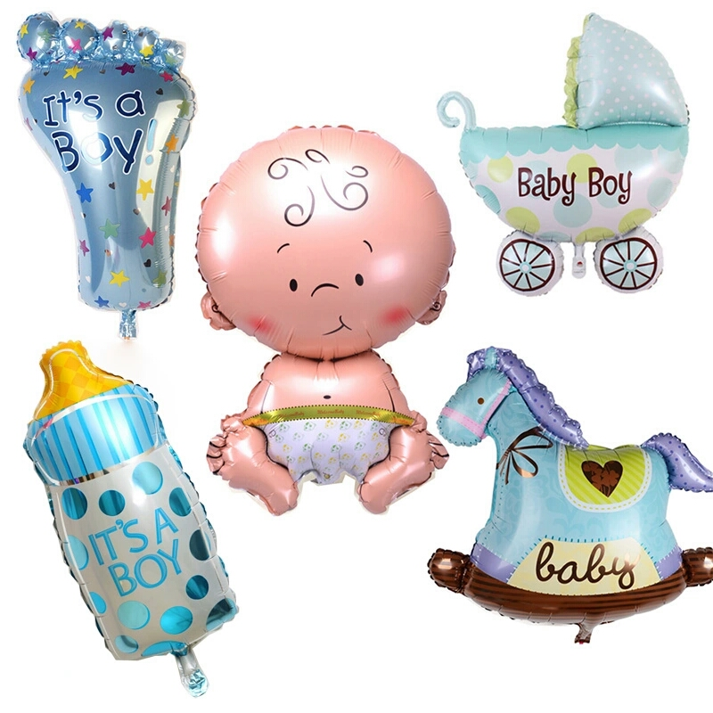Shower Party Or 1st Year Old Birthday We Have Balloons For Both Boys And S Return Gifts Kids Ideas