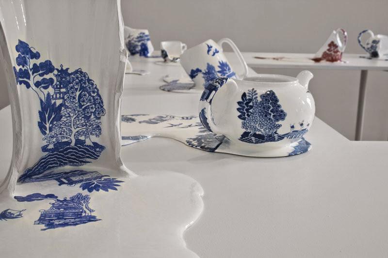 * Melting Ceramics:還有個尚未崩壞的地方! 7